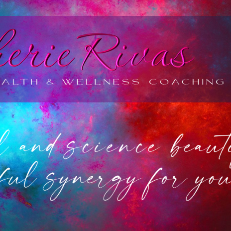 Cherie Rivas Self-Creation & Transformation Coach