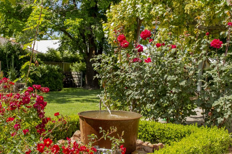 Landscape design – Digging Deep and getting the ground work right