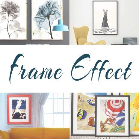 Frame Effect