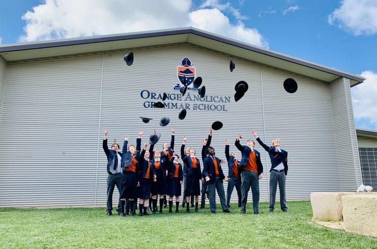 Orange Anglican Grammar – Year 12 Graduation In 2020