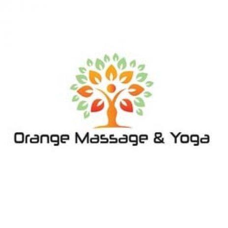 Orange Massage and Yoga