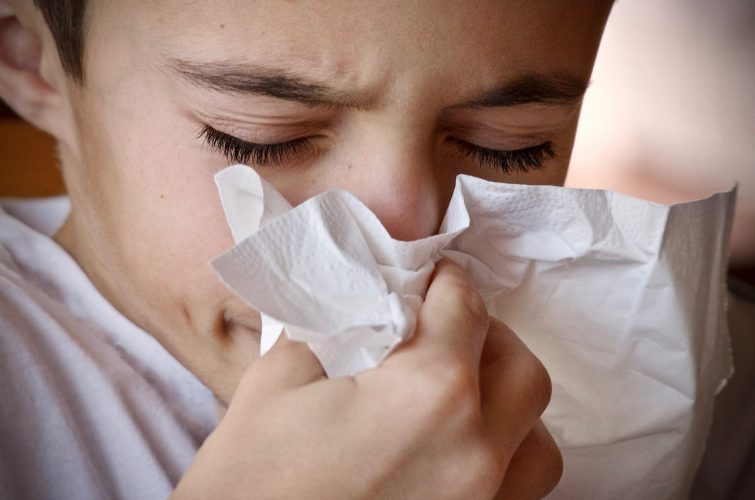 Helping Kids Cope with Hay Fever