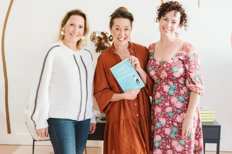 CWM Mother's Day Event, 'Grace Under Pressure' by Tori Haschka