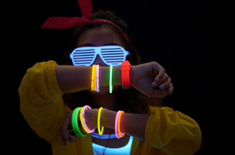 Glow In The Dark party (5-10 years)