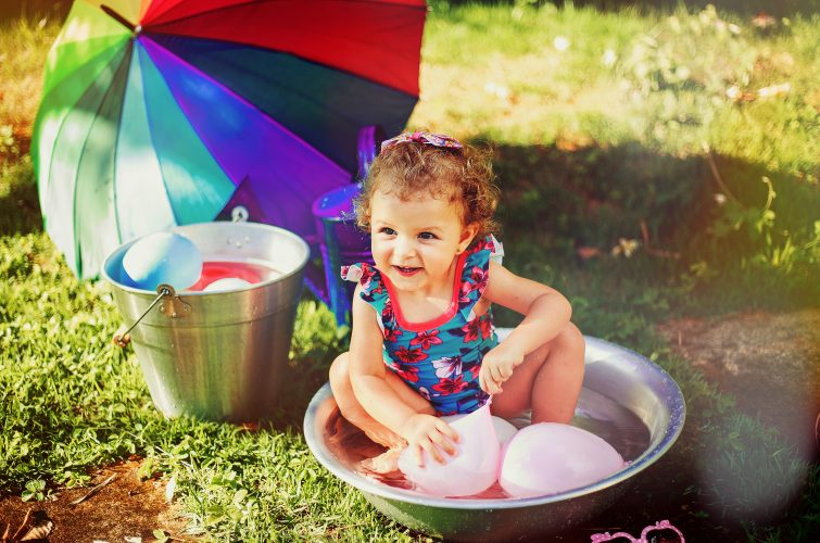 Kid's Water Party