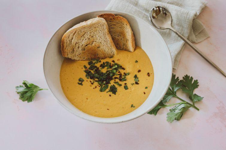 Nourishing Roast Pumpkin Soup Recipe