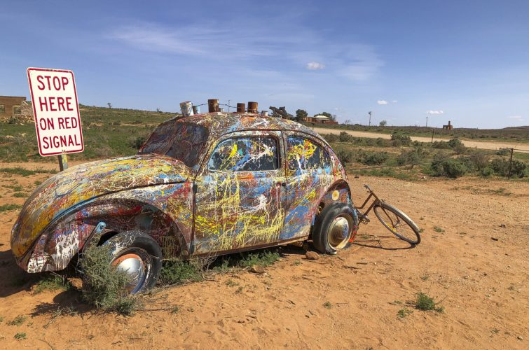 Broken Hill Road Trip